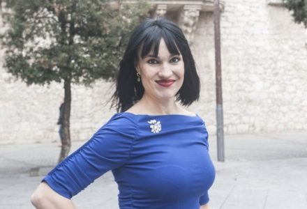 Irene Villa. Entrevista Diario de Burgos. Optimismo BCC Conferenciantes 2