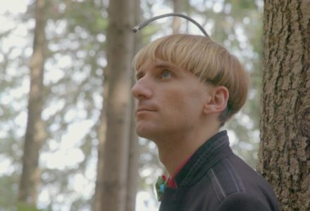Neil Harbisson ciborg BCC Conferenciantes