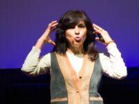 Elsa Ávila speaker, conferencista, alpinista, everest