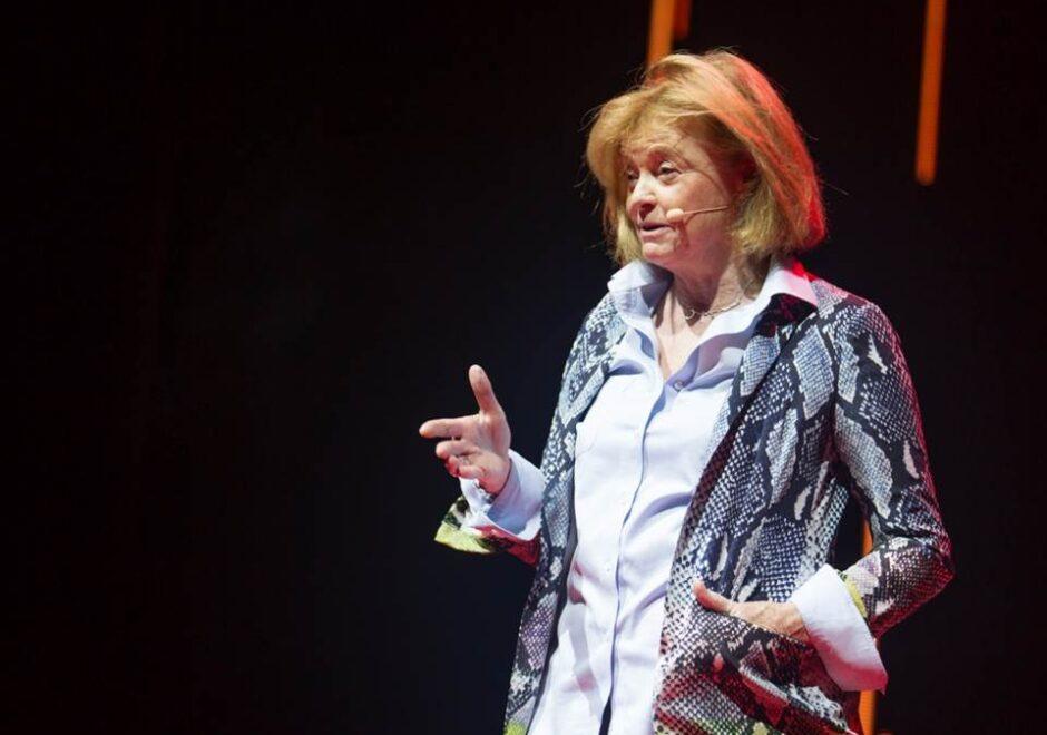 Aude de Thuin speaker, keynote, women´s forum