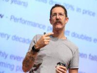 Ben Hammersley futurist speaker, trends, wired