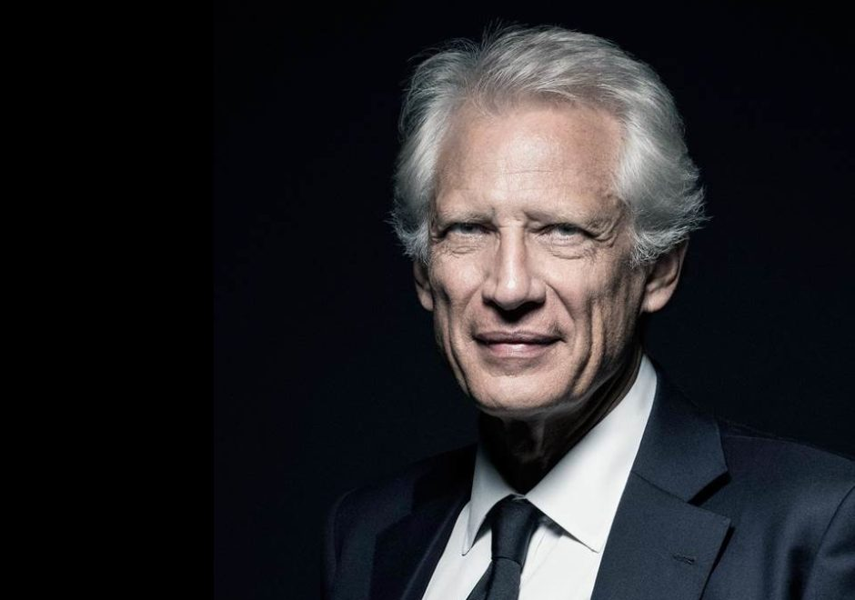 Dominique de Villepin speaker, keynote, politics, france