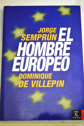 EL HOMBRE EUROPEO