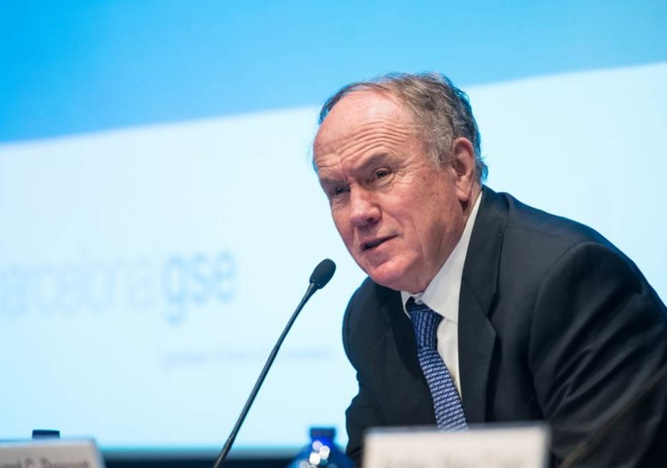 Edward C. Prescott nobel speaker, keynote