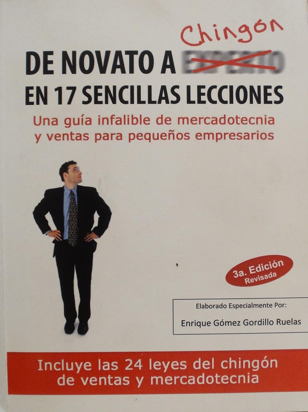De Novato a Chingón en 17 Sencillas Lecciones