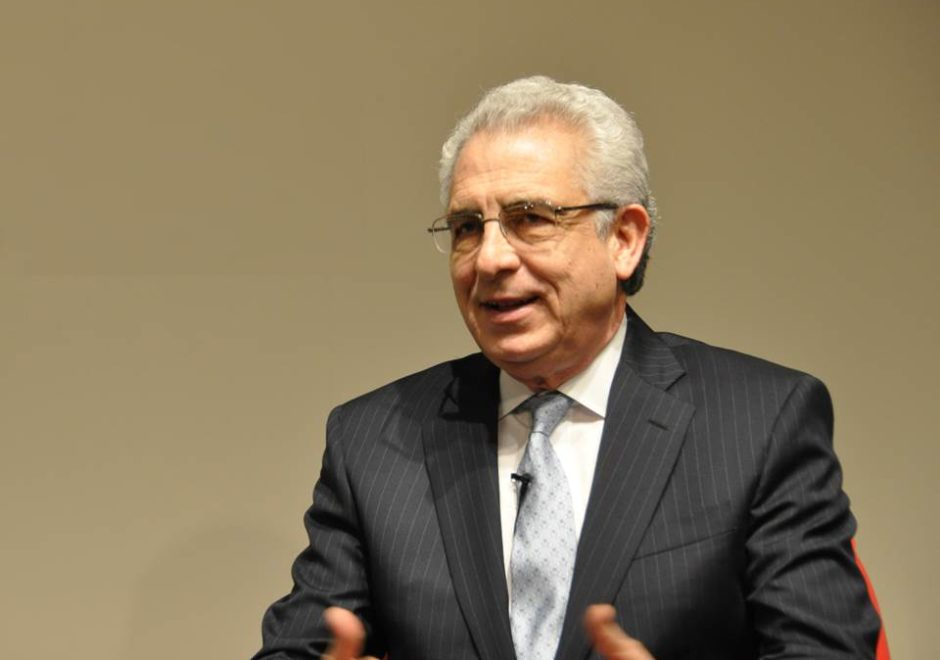 Ernesto Zedillo conferencias speaker mexico