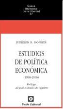 ESTUDIOS DE POLITICA ECONOMICA