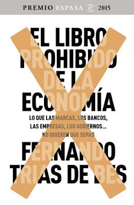 El libro prohibido de la economía
