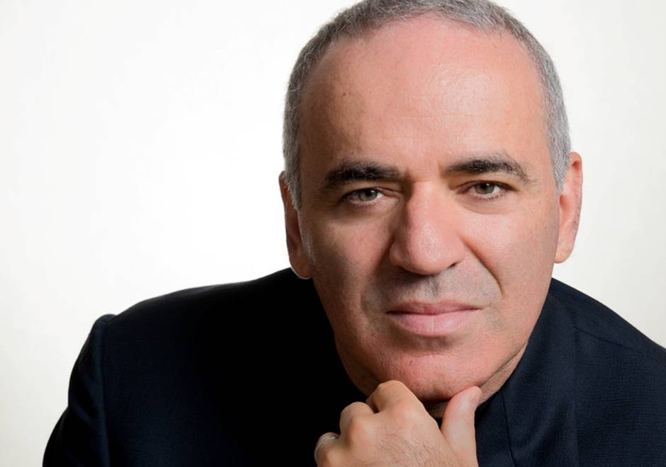 Garry Kasparov speaker. BCC Conferencianes
