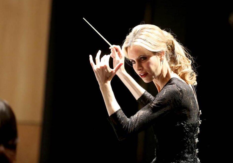 Inma Shara conferencias, speaker, directora orquesta
