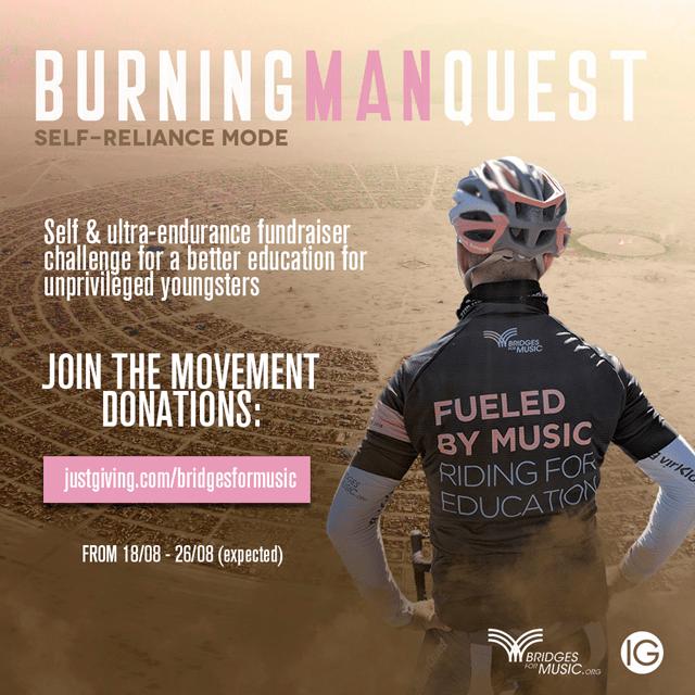Burning Man Quest - FREE Ebook.