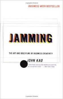 Jamming: Art and Discipline of Business Creativity
