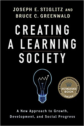 Creating a Learning Society: A New Approach to Growth, Development, and Social Progress.