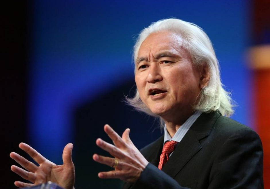 Michio Kaku speaker, keynote speech, conferencias