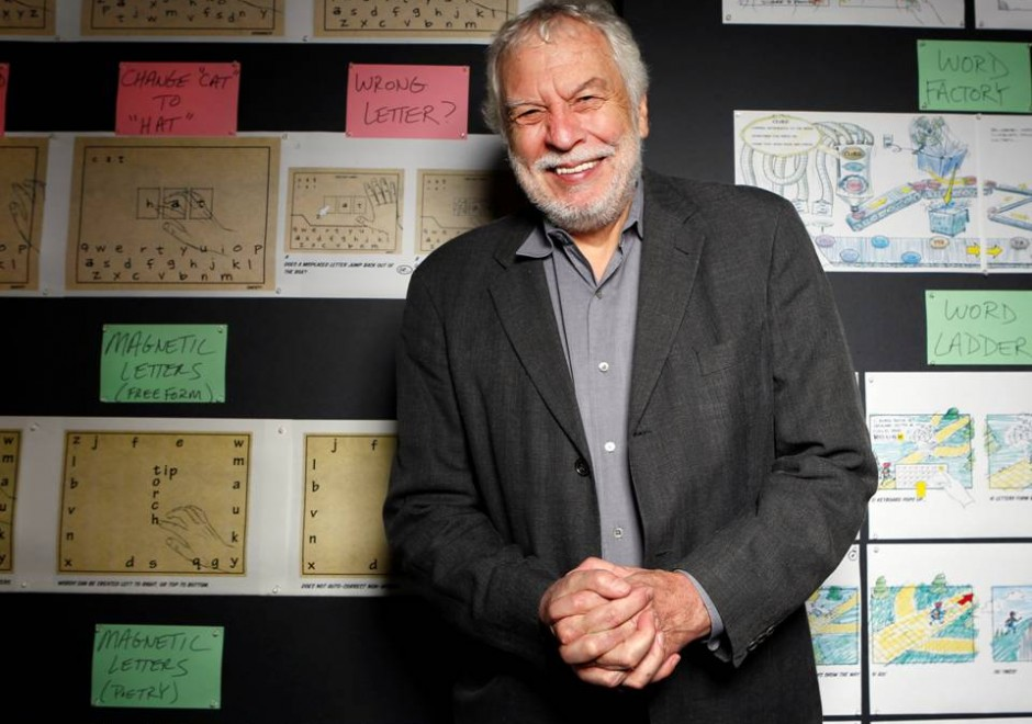Nolan Bushnell conferencias, atari, keynote speech, conferences