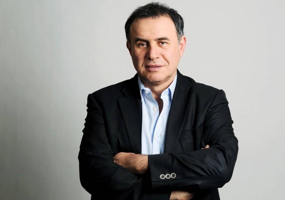 Nouriel Roubini speaker, conferencias, keynote speech