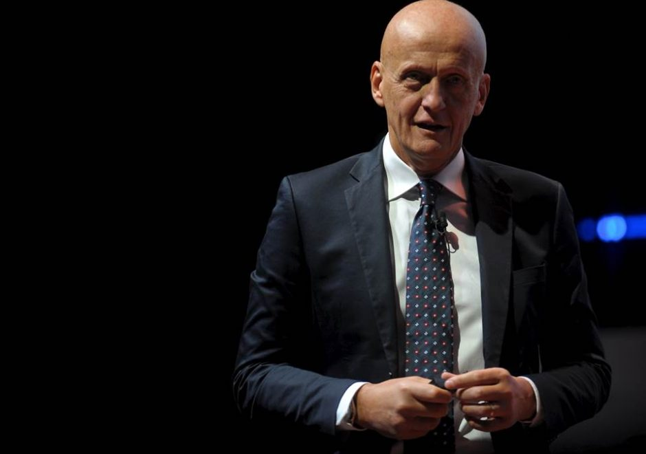 Pierluigi Collina speaker, conferencias, keynote