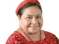 RIGOBERTA MENCHÚ, conferenciante, derechos humanos, premio nobel