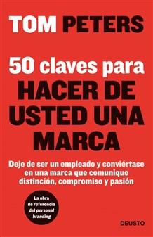 50 CLAVES PARA HACER DE USTED UNA MARCA