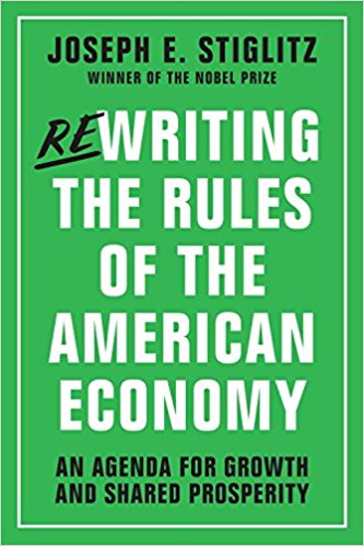 Rewriting the Rules of the American Economy: An Agenda for Growth and Shared Prosperity.