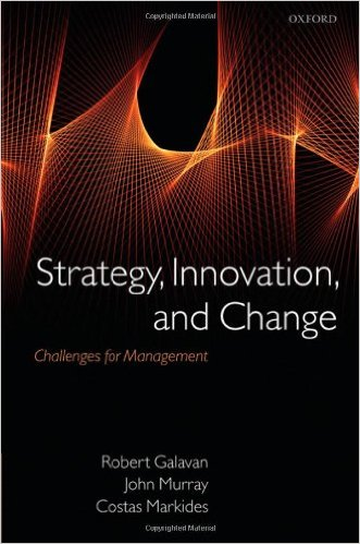 Strategy, Innovation, and Change: Challenges for Management 1st Edition