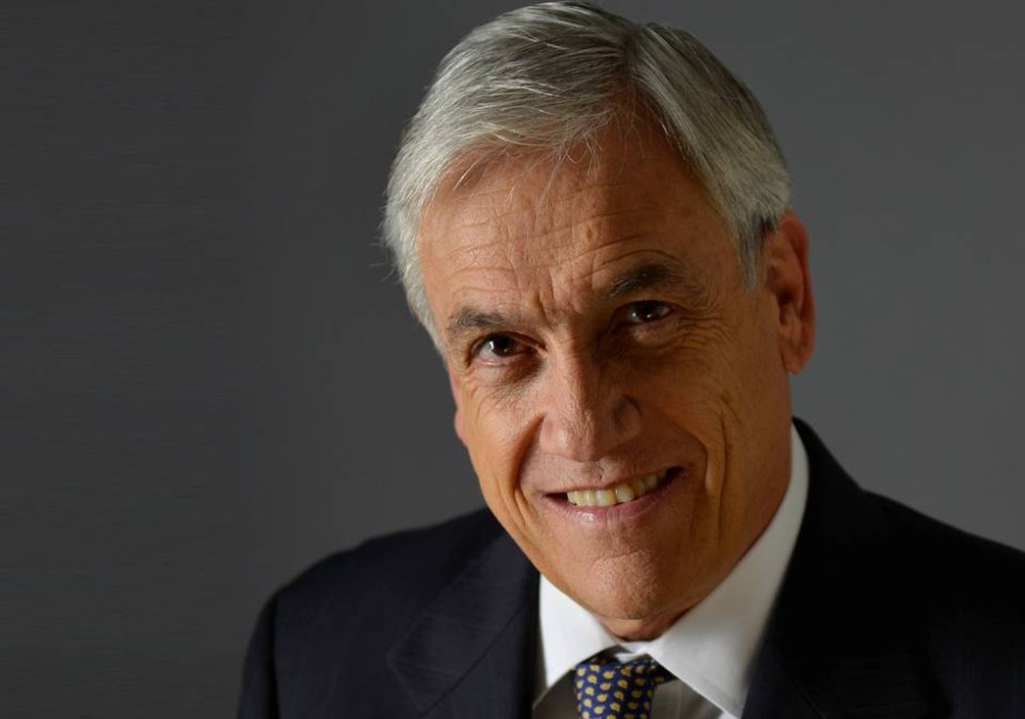 Sebastián Piñera speaker, keynote speech, conferences, latam