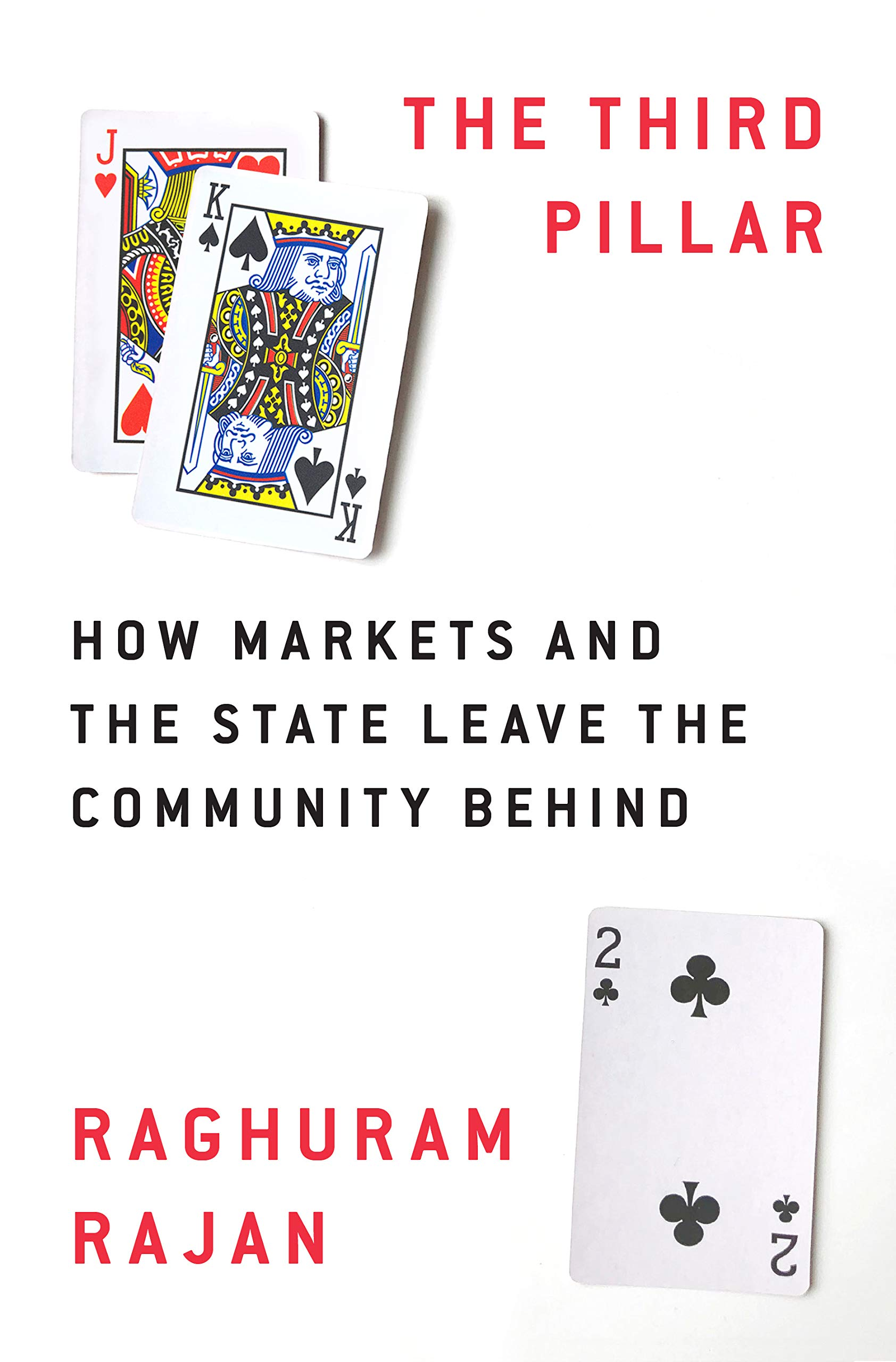 The Third Pillar. How Markets And The State Leave.