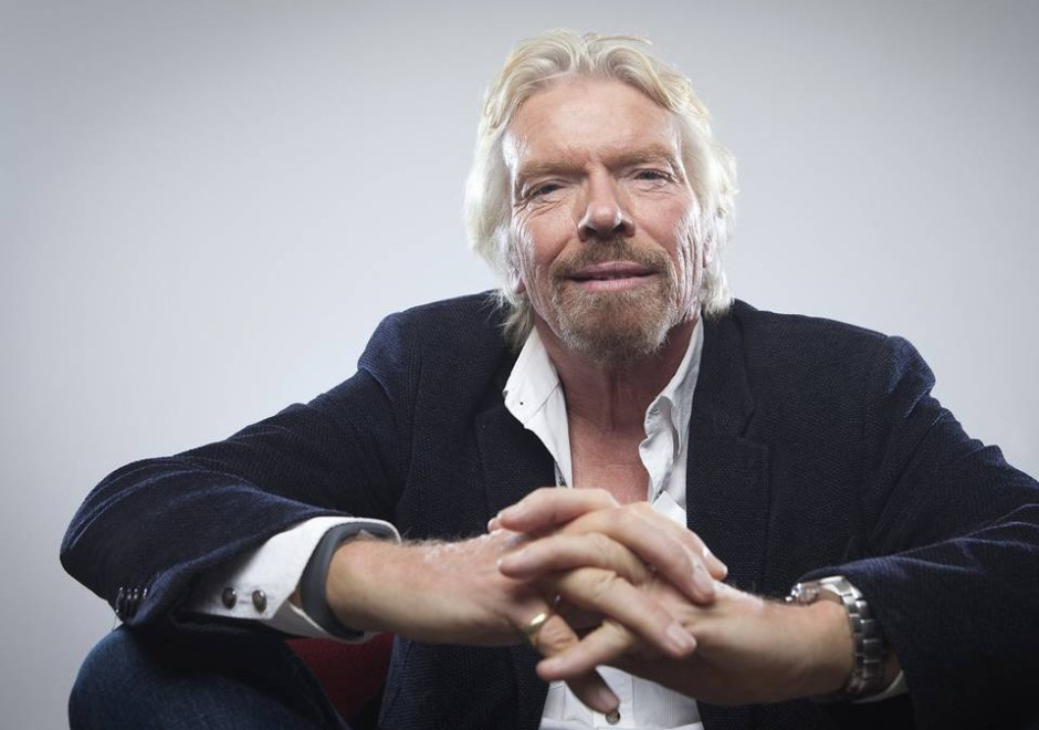Richard Branson speaker, keynote speech, virgin