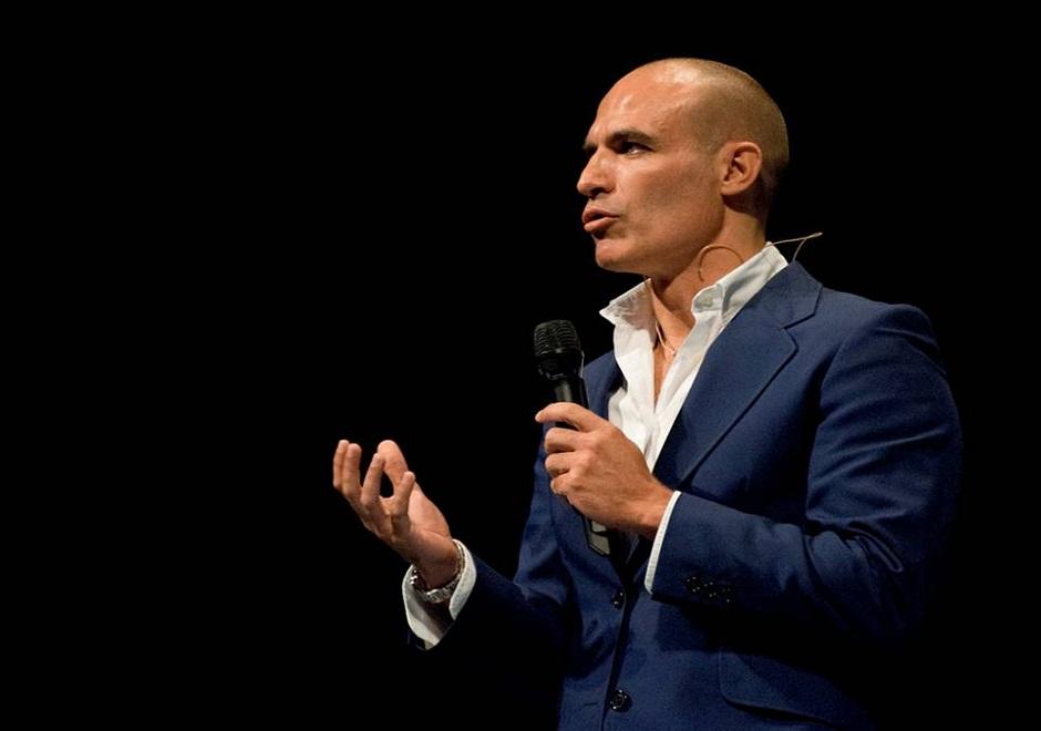 Bernardo Hernández conferencias, speaker, keynote speech