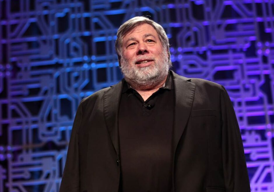 Steve Wozniak Cofundador de Apple. BCC Conferenciantes.