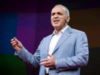 Garry Kasparov speaker, keynote speech, chess, machines