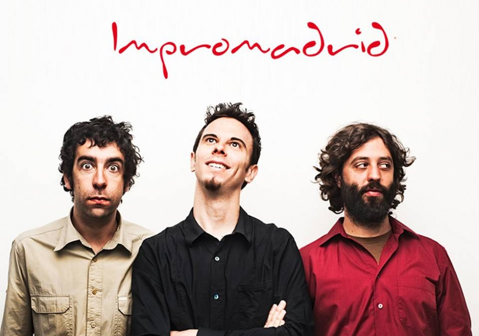 IMPROMADRID speaker, shows, teatro, empresas
