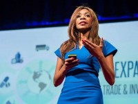 Dambisa Moyo speaker, conferencias, keynote speech