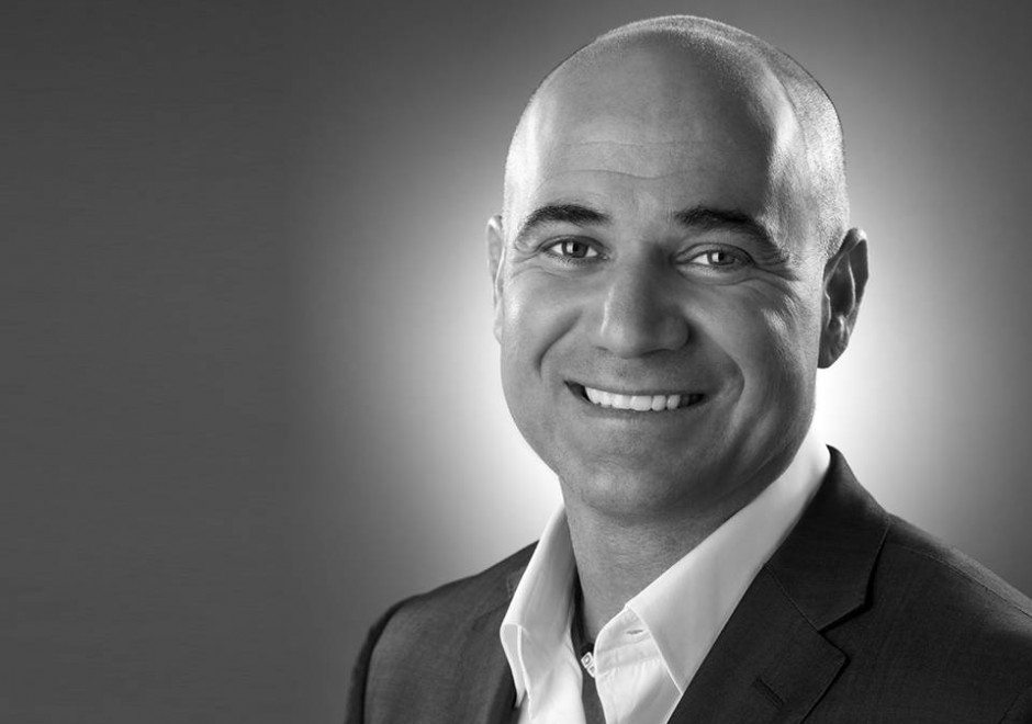 André Agassi speaker, keynote speech, tennis legend
