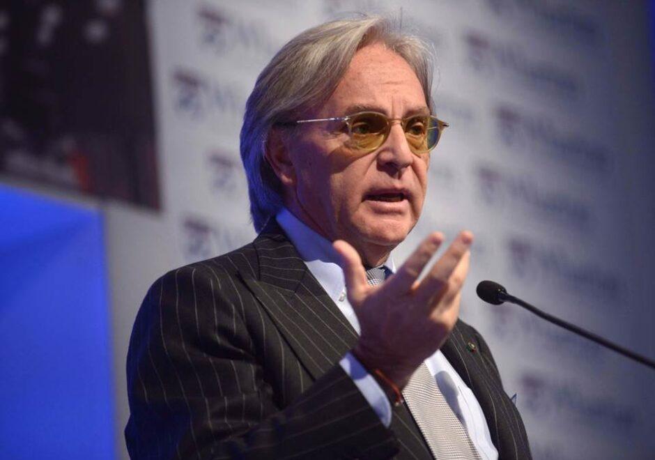 Diego della Valle speaker, conferenzias