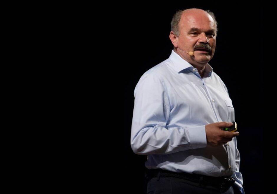 Oscar Farinetti speaker, eataly