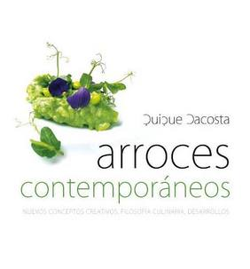 Arroces contemporáneos