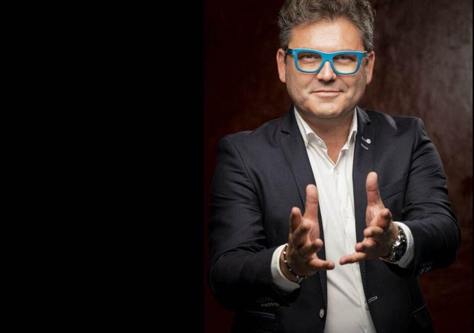 Marc Vidal speaker, conferencia, futuro, tendencias