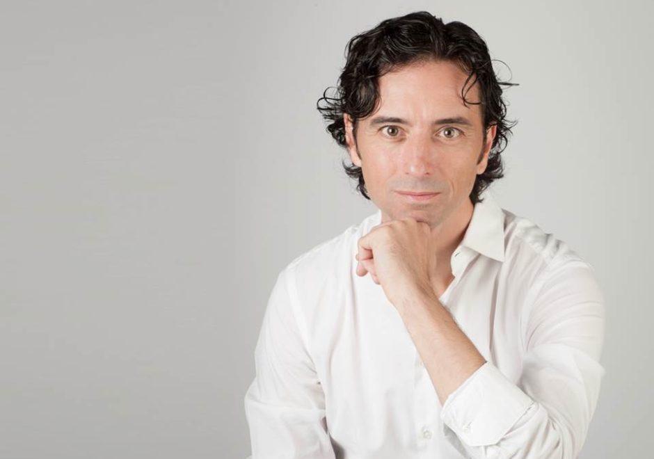 Andrés Pascual conferencias, speaker, el oso el tigre y el dragón