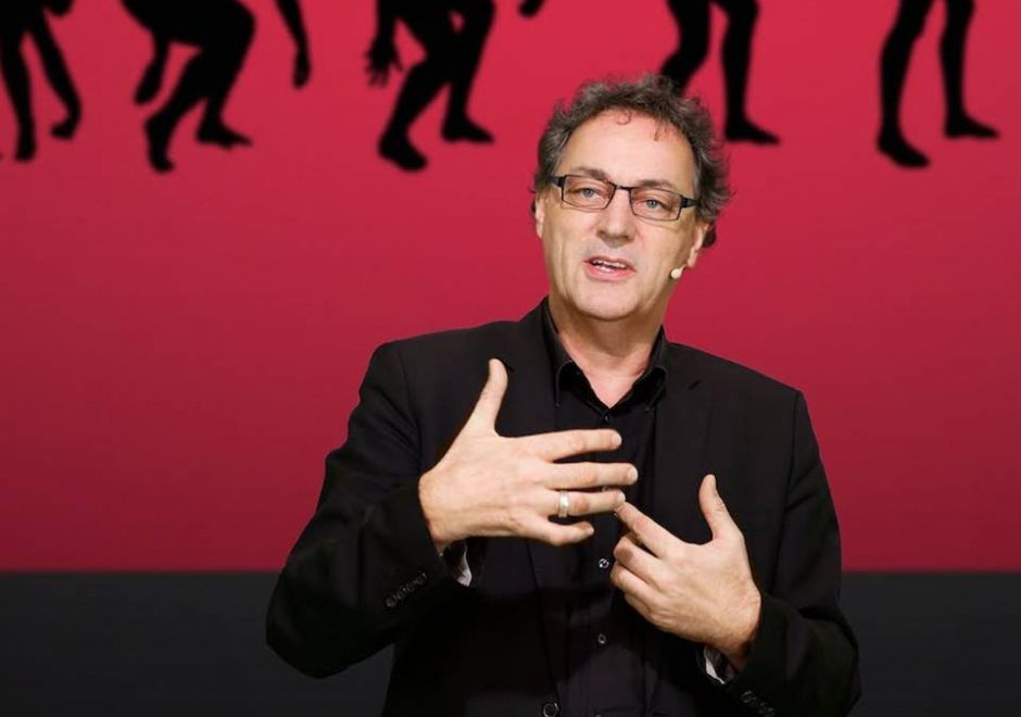 Gerd Leonhard speaker, keynote speech, futurist, technology