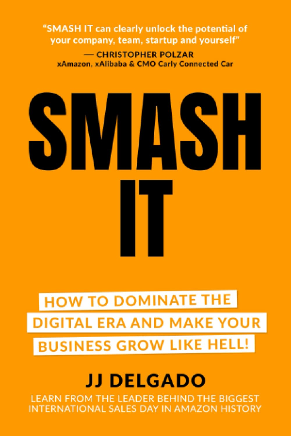 Smash It!: How to Dominate the Digital Era and Make Your Business Grow Like Hell!