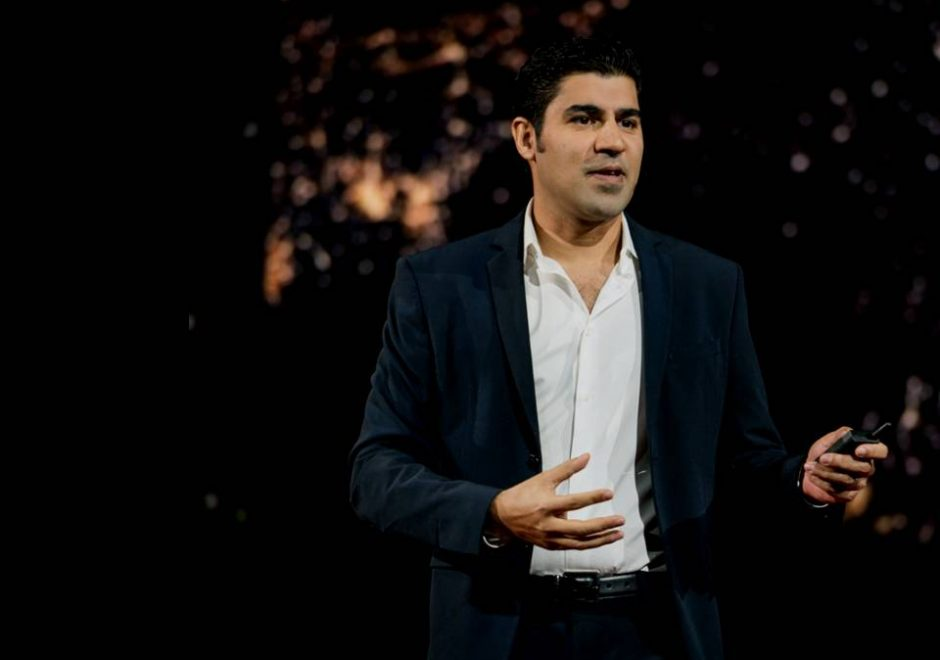 Parag Khanna speaker, strategist, keynote speech