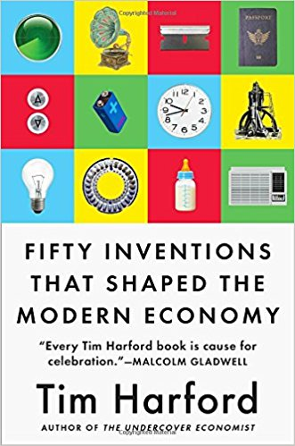 Fifty Inventions That Shaped the Modern Economy.