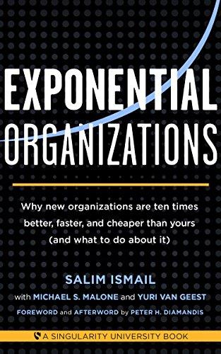 Exponential Organizations.