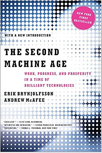 The Second Machine Age: Work, Progress, and Prosperity in a Time of Brilliant Technologies.