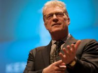 Ken Robinson speaker, keynote, conferencias, education