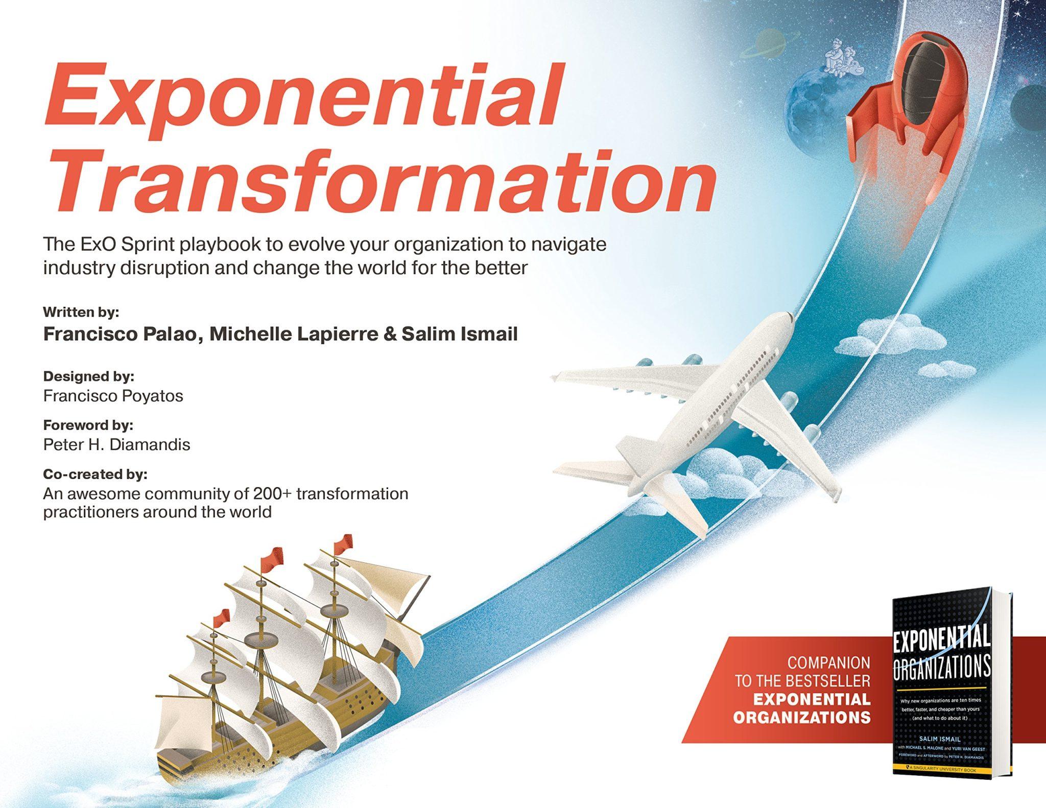 EXPONENTIAL TRANSFORMATION.