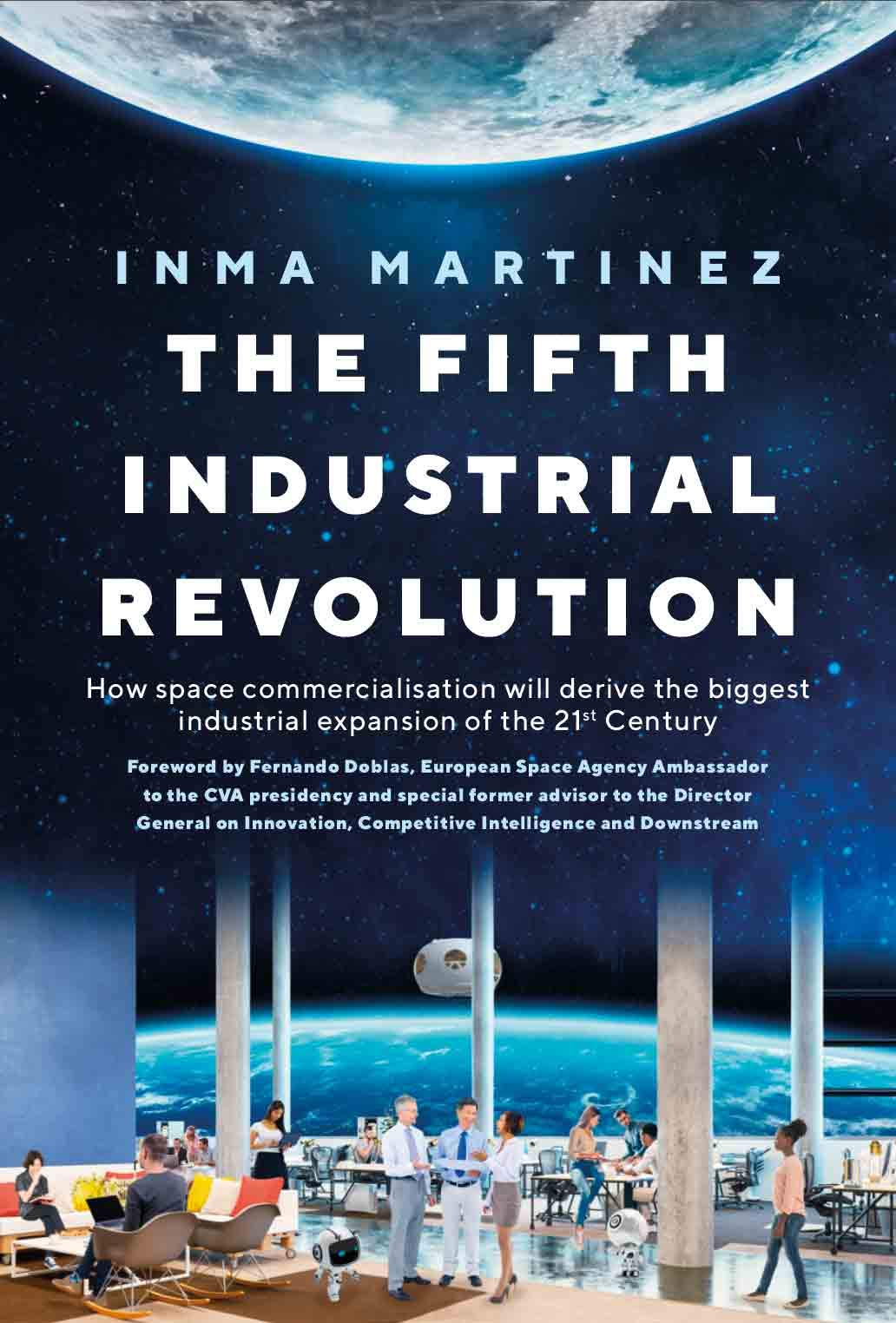The Fifth Industrial Revolution.