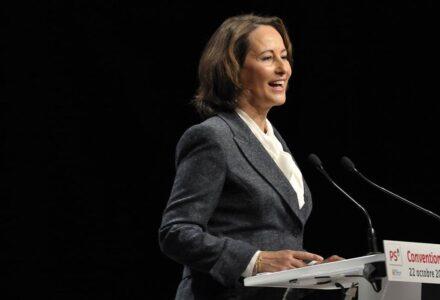 Ségolène Royal speaker, keynote, francia, climate change