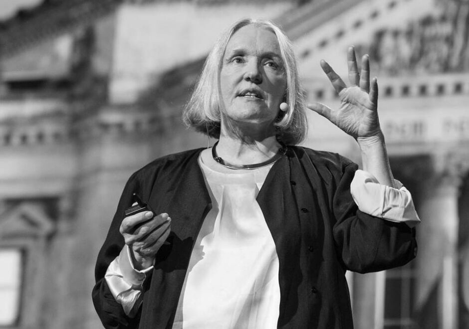 Saskia Sassen speaker, conferencias, ciudad global